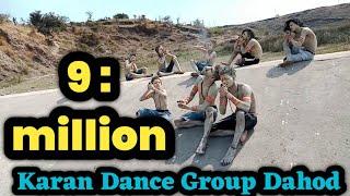Shiv Tandav stotram  ( Karan dance academy dahod)