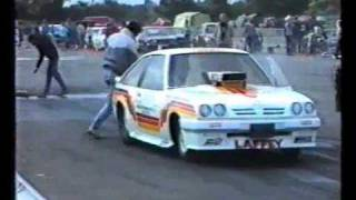 Marston United Kingdom  city photos gallery : UK drag racing Long Marston 1987 vol 5