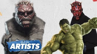 Subscribe to AWE me ►► http://bit.ly/AWEsubGet AWE me Gear - http://brrk.cm/AWEmeMerchWatch more from the AWE me Artist Series ►► http://bit.ly/AWEmeArtSee how our artist turns the Hulk into Darth Maul!Featured Artist:Jon Payne Instagram: https://www.instagram.com/jondavidpayne/Website: http://www.paynesculptures.comEdited by Rob BaniewiczMore AWEme on Facebook ► http://facebook.com/awemechannelFollow us on Twitter ► http://twitter.com/awemechannel