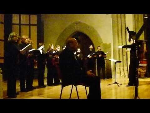 Concierto de Tinieblas en Avila. 2 de Abril de 2011
