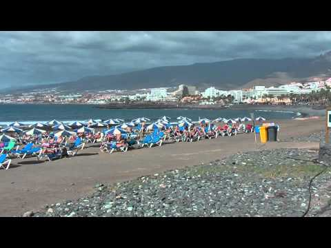 Playa de las Américas (Tenerife-Spain) is a purpose-built holiday village