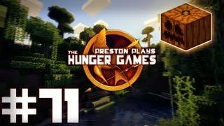 PUMPKIN FIST FIGHT! - Minecraft: Hunger Games w/Preston, Deadlox&Bodil40 #71
