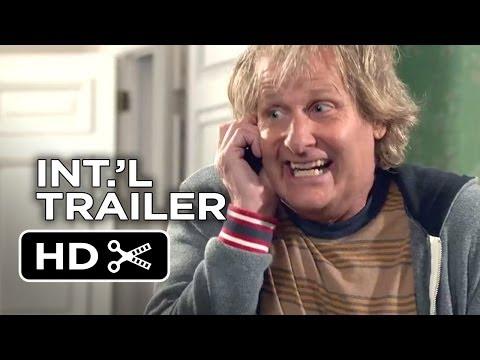 Dumb and Dumber To International TRAILER 1 (2014) - Jim Carrey, Jeff Daniels Movie HD