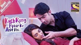 Download Video Kuch Rang Pyar Ke Aise Bhi | Dev & Sonakshi Get Cosy | Best Moments MP3 3GP MP4