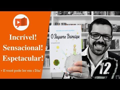 O PEQUENO PRÍNCIPE | LIVROS E TEOLOGIA - VÍDEO A04E10