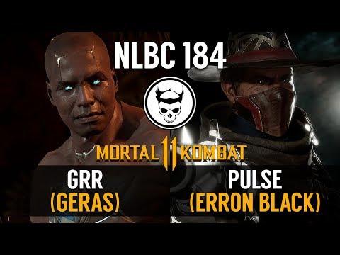 Mortal Kombat 11 - Grand Finals - Grr vs Pulse - NLBC 184