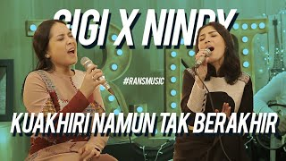 Download Video KINI - ROSSA (COVER) | NAGITA X NINDY #RANSMUSIC MP3 3GP MP4