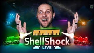 CHEATING IN SOLO GAMEPLAY?! | ShellShock Live!! (EXP FARM)