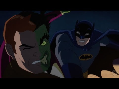 Batman vs. Two-Face - Trailer Debut (2017) Adam West, William Shatner