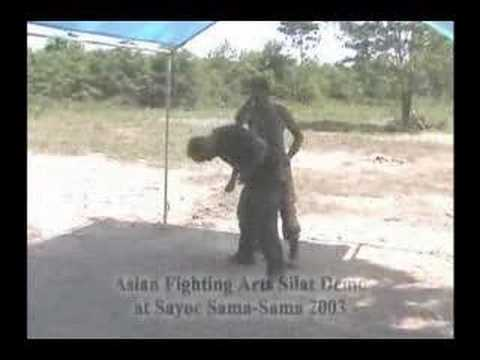 Sayoc Sama Sama 2003 Silat Demo with Gurus Ken Pannell, Mike Casto, and Steve Hacht
