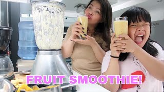 Video My breakfast every morning (FRUIT SMOOTHIE!) MP3, 3GP, MP4, WEBM, AVI, FLV Januari 2019