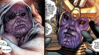 Video Thanos' Childhood and Teenage Years - Marvel Comics Explained MP3, 3GP, MP4, WEBM, AVI, FLV Mei 2019