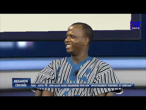 """Togo-covid-19: UNIR salue Faure GNASSINGBE pour son """"investissement personnel et constant""""(RC P3)"""