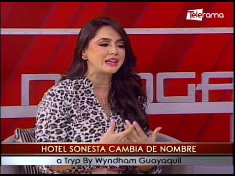 Hotel Sonesta cambia de nombre a Tryp by Wyndham Guayaquil