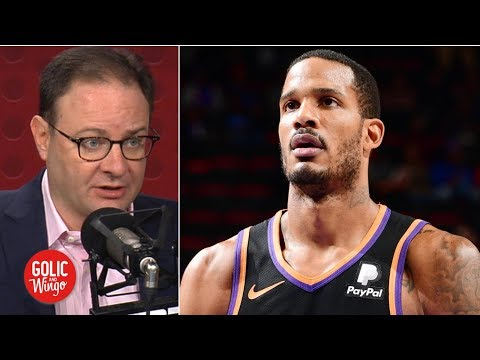 Video: Lakers weren't willing to part with any young players for Trevor Ariza - Woj | Golic & Wingo