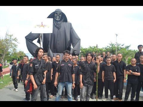 Dok Humas UNTAD, Parade Terindah Fakultas Teknik Jur. Mesin se-Indonesia Di Universitas Tadulako Palu