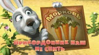 Маша та Ведмідь: Прикордонник наш не спить (12 серія )