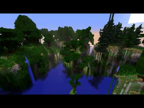 Xant Tree Pack Minecraft