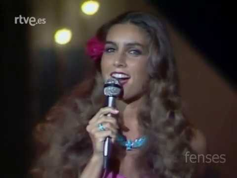 """1981 Mágia en la noche... Albano y Romina Power """"Sharazan"""" en español HD sound видео"""
