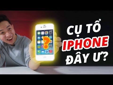 THỬ DÙNG iPHONE 4S Ở NĂM 2019... QUÁ HOÀI NIỆM!!! - Thời lượng: 7 phút, 8 giây.