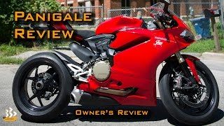 2. Ducati 1299 Panigale Review | Owner's Review