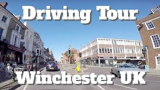 Winchester United Kingdom  city photo : Driving tour of Winchester UK