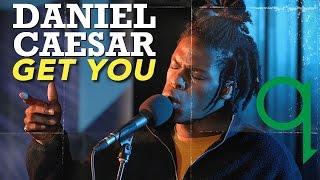 Video Daniel Caesar - Get You (LIVE) MP3, 3GP, MP4, WEBM, AVI, FLV Juli 2018
