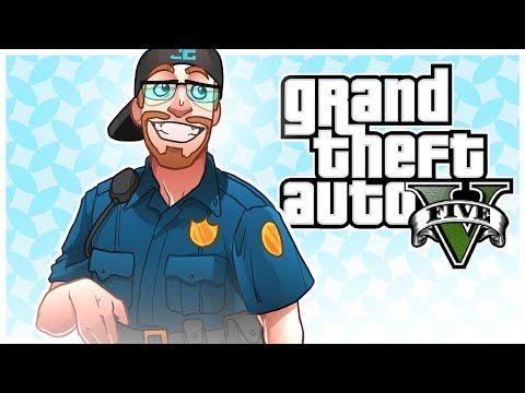 GTA 5 Roleplay - I Love My Job! (GTA 5 Online Multiplayer)