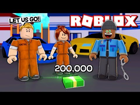PLAYING AS A POLICE OFFICER IN ROBLOX JAILBREAK! (Roblox Livestream)