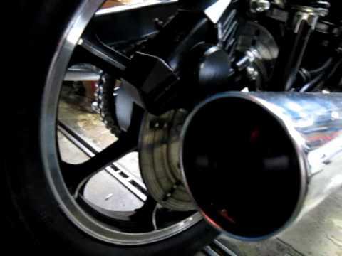 Kawasaki Z1000 Mk2. Z1000mk2 fully original .MOV