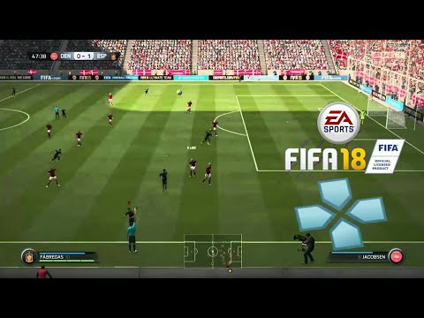Download Fifa 2018 Ppsspp
