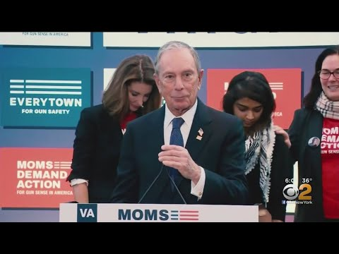 Michael Bloomberg Files Papers To Get Name On Presidential Ballot