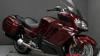 9. 2009  KAWASAKI  ZG1400 CONCOURS 1400 W/ABS - National Powersports Distributors