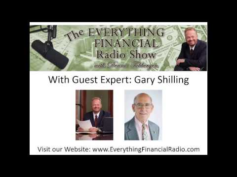 shilling - Dennis Tubbergen continues his interview with Dr. A. Gary Shilling.