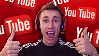BECOMING A YOUTUBER! Youtubers Life