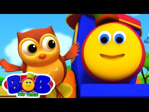Weise alte Eule   Kinderreime auf Deutsch   Musik für kinder   Bob der Zug   Kinderlieder