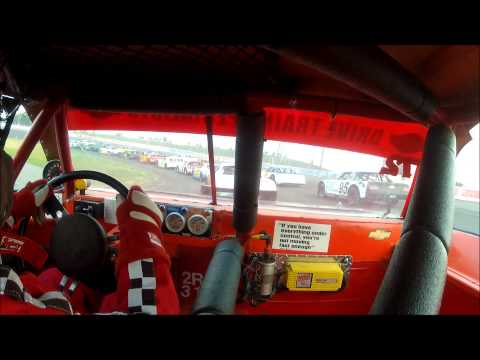 Street Stock A-Main 8/2/14 72 in car