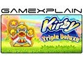 Kirby: Triple Deluxe - All Sniper Kirby Fake Scenery (Easter Egg)