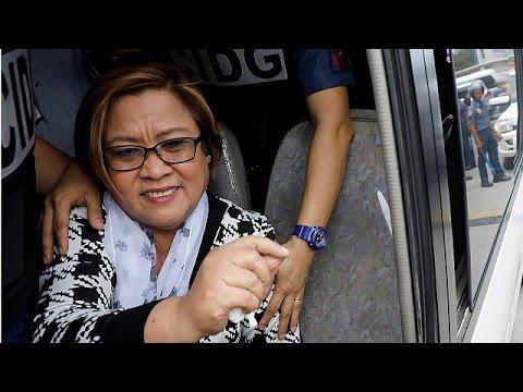 Φιλιππίνες: Συνελήφθη γερουσιαστής που επικρίνει τον πρόεδρο Ντουτέρτε