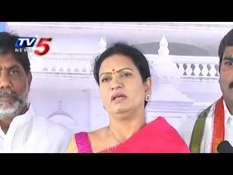 D.K.Aruna Furious About Implementation Of Pension Plan : TV5 News