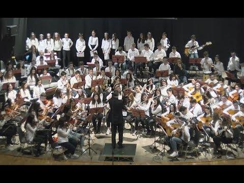 Avezzano, Teatro dei Marsi, Concerto per la Pace
