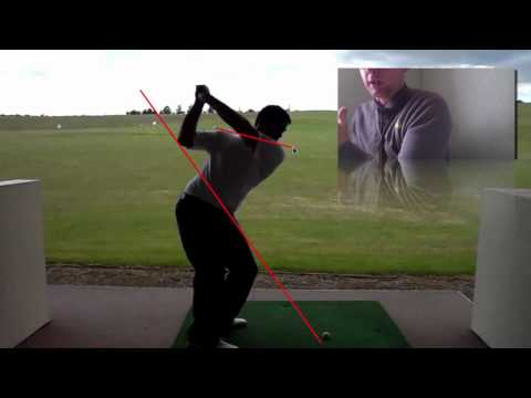Backswing Golf Lesson Shoulder Turn