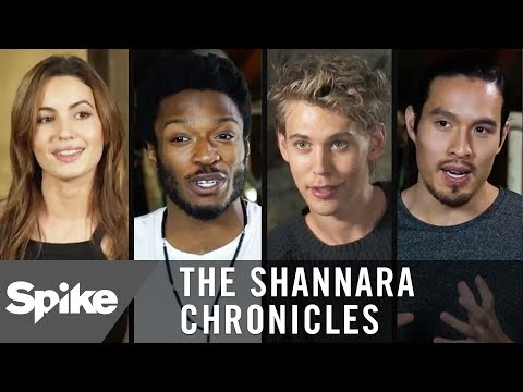 The Shannara Chronicles Season 2 Featurette 'New Characters'