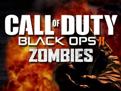 Black Ops 2 Zombies – Turned with the Crew!