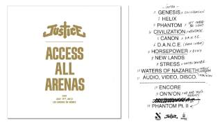 Video JUSTICE - ACCESS ALL ARENAS (Official Stream) MP3, 3GP, MP4, WEBM, AVI, FLV Juli 2018
