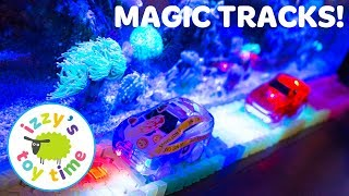 Cars for Kids | Magic Tracks Playset with Thomas and Friends | Fun Toy Cars for Kids