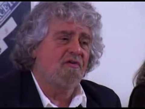 Beppe Grillo sulla questione Palestinese