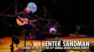 Metallica: Enter Sandman (MetOnTour - Bridge School Benefit - 2016)