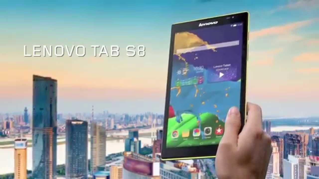 Lenovo TAB S8 Tour