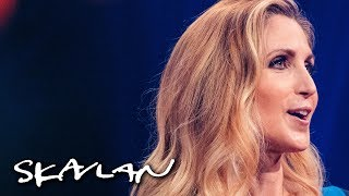 Video – Feminists are angry man-hating lesbians | Ann Coulter interview | SVT/TV 2/Skavlan MP3, 3GP, MP4, WEBM, AVI, FLV Januari 2019
